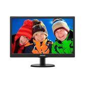 【新風尚潮流】 PHILIPS 飛利浦 電腦液晶顯示器 螢幕 V系列 24吋型 支援 HDMI 243V5QHSBA