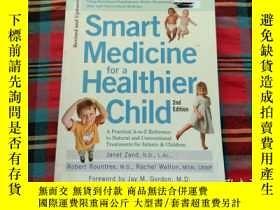 二手書博民逛書店Smart罕見Medicine for a Healthier