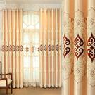 窗簾客廳大廳主臥家用落地遮光歐式 1.65X2.7公尺 3色可選 可定做 夢露時尚女裝