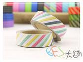 紙膠帶-斜紋和紙膠帶-彩色-