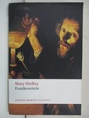【書寶二手書T1/原文小說_CT2】Frankenstein: Or the Modern Prometheus_Shelley, Mary Wollstonecraft