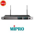 (升級)MIPRO 嘉強 ACT-727B 窄頻UHF雙頻道純自動選訊接收機 ACT727B 公司貨 取代ACT727