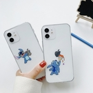 史迪奇玩蘋果 適用 iPhone12Pro 11 Max Mini Xr X Xs 7 8 plus 蘋果手機殼