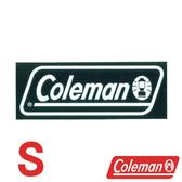 【美國Coleman】原廠貼紙/S 日本製 戶外 登山 露營 CM-10524