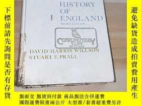 二手書博民逛書店A罕見HISTORY OF ENGLANDY177113 A HISTORY OF ENGLAND A HIS