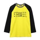 『小鱷魚童裝』運動風跳色T恤(08號~18號)552405