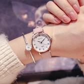 森女系森系手錶女生學生韓版簡約潮流 ulzzang復古文藝小清新休閒 鉅惠85折