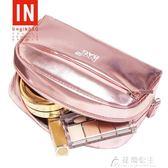 少女心化妝包小號便攜韓國大容量簡約化妝品收納包化妝袋花間公主