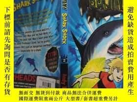 二手書博民逛書店beastly罕見shark shock 獸性鯊魚休克.Y200392