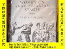 二手書博民逛書店Greek罕見Tragic Women on Shakespea