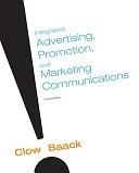 二手書博民逛書店《Integrated Advertising, Promotion, and Marketing Communications》 R2Y ISBN:0136079423