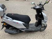濟南輕騎鈴木UY125T摩托車座套3D蜂窩網狀防曬隔熱透氣坐墊套