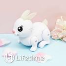 ﹝電動聲光小白兔﹞正版 玩具 小白兔 聲光玩具 送小朋友 電動 禮物〖LifeTime一生流行館〗