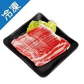 美國牛雪花烤肉片500G±5%/盒【愛買冷凍】