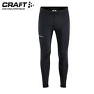 【CRAFT 瑞典 男 Essential壓縮長褲《黑》】1908766/長褲/運動褲/壓縮褲