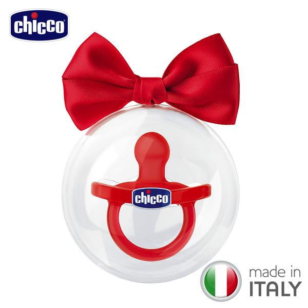 chicco-舒適哺乳-限定版矽膠安撫奶嘴