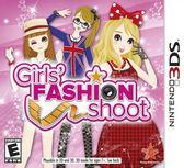 3DS Girls Fashion Shoot 女孩們的時尚拍攝(美版代購)