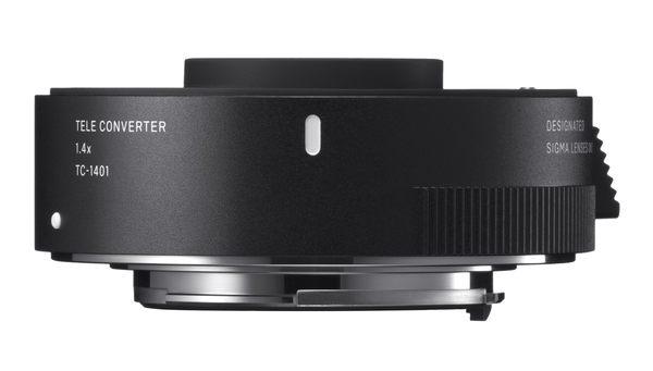 SIGMA TC-1401 Tele Converter 1.4X 增距鏡 1.4X 加倍鏡  (恆伸公司貨 三年保固)【聖影數位】