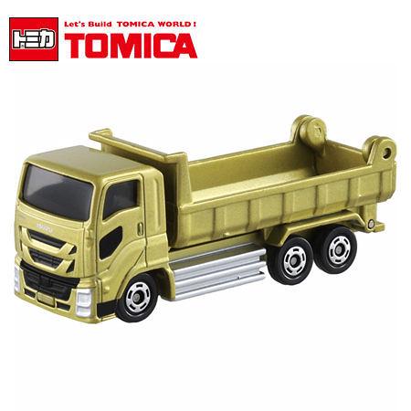 TOMICA No.101 ISUZU GIGA DUMP TRUCK 傾倒卡車 TM101A多美小汽車