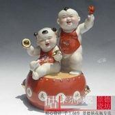 景德鎮陶瓷器人物擺件