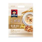 桂格鮮穀王5種健康堅果33g*10入/袋【愛買】