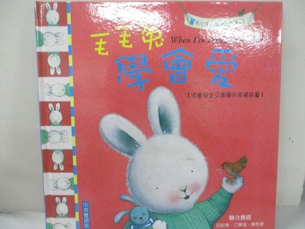 【書寶二手書T1/少年童書_DH6】毛毛兔學會愛_Trace Moroney原著.繪圖; 呂佳蓉主編