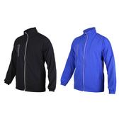 KAPPA 男單層外套(免運 立領外套 防潑水 抗UV 防風 風衣 運動 慢跑 路跑≡體院≡ 3117ZZW