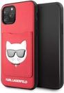 Yvonne MJA卡爾拉格菲爾德預購 KARL 卡爾貓老佛爺正版iphone 11 pro max 手機殼