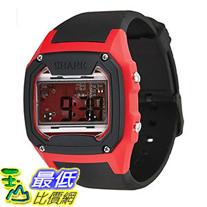 [106美國直購] Freestyle 手錶 Men S 101247 B007E9MTGI Killer Shark Visible Motherboard Silicone Strap Alarm Watch