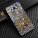 三星 Samsung Galaxy J5 (2015) J500  手機殼 軟殼 保護套 倫敦鐵塔 大笨鐘