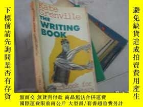 二手書博民逛書店英文原版《THE罕見WRITING BOOK A WORKBOO