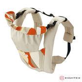 日本製Eightex 桑克瑪為好Prele五合一多功能背巾 花樣米黃