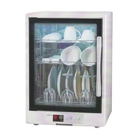 【中彰投電器】名象微電腦(三層)紫外線殺菌烘碗機,TT-889A【全館刷卡分期+免運費】