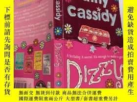 二手書博民逛書店cathy罕見cassidy:dizzy 卡西迪:頭暈。Y200392