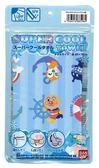 日本麵包超人冰涼巾~藍
