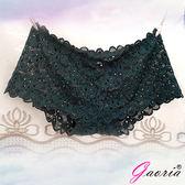 水精靈精品店 女用三角褲【Gaoria】想入非非 一片式 蕾絲款 冰絲無痕內褲 黑