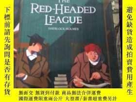 二手書博民逛書店the罕見red headed leagueY218789