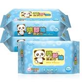 適膚克林隨即抽濕紙巾86抽x3包/組 不添加酒精螢光劑香料(限購3)
