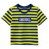 『小鱷魚童裝』條紋LOGOT恤(02號~08號)533432