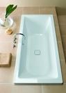 【麗室衛浴】德國 KALDEWEI CONODUO H-434A 抗汙面 瓷釉鋼板浴缸 170*75*43CM