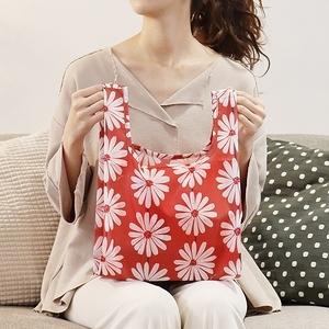 日本 Prairie Dog 摺疊口袋包 - 小雛菊