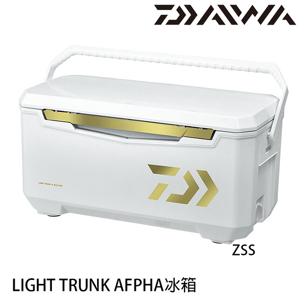 漁拓釣具 DAIWA LIGHT TRUNK ALPHA ZSS2400 六面真空 [硬式冰箱]