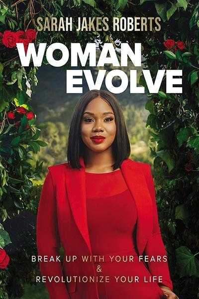2021 美國暢銷書排行榜 Woman Evolve: Break Up with Your Fears and Revolutionize Your Life Hardcover – April 6, 2021