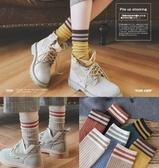 堆堆襪子女中筒薄款春秋季韓國日擊長筒秋冬季網紅街頭可愛ins潮 韓國時尚週