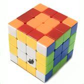 魔方四階實色順滑比賽專用益智玩具【雙十一狂歡8折起】