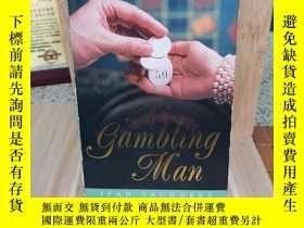 二手書博民逛書店A罕見Gambling ManY308064 Jean Saunders