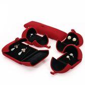結婚戒指盒婚禮森系公主韓國高端創意高檔對戒盒定制吊墜盒手鐲盒 任選1件享8折