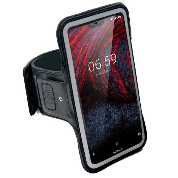 KAMEN Xction 甲面 X行動 Nokia 6.1 Plus 5.8吋c 路跑運動臂套 運動臂帶 運動手臂套