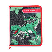 Tiger Family-Smart Kids 3D互動魔法著色繪本 - 恐龍遊樂園-8支組