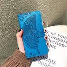 花之蝶 Asus 華碩 ZenFone Max M2 手機殼 ZB633KL保護套 翻蓋 皮套 錢包款 防摔軟殼 手機套